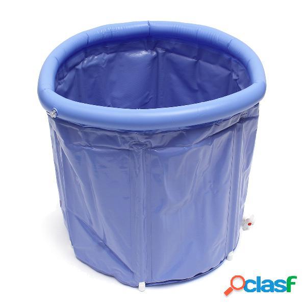 Bagno gonfiabile della stazione termale massaggio della stanza del posto dell'acqua della vasca di plastica del pvc portatile della vasca gonfiabile
