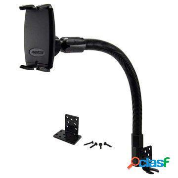 Supporto da auto universale arkon sm588 per tablet - 7 - montaggio guide sedile / pavimento