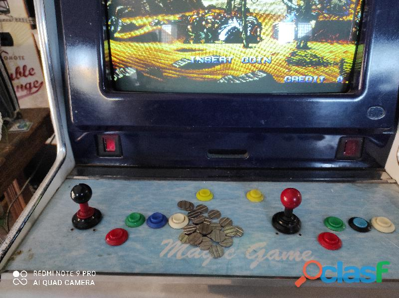 Videogioco arcade neogeo
