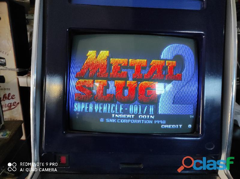 Videogioco arcade neogeo 2