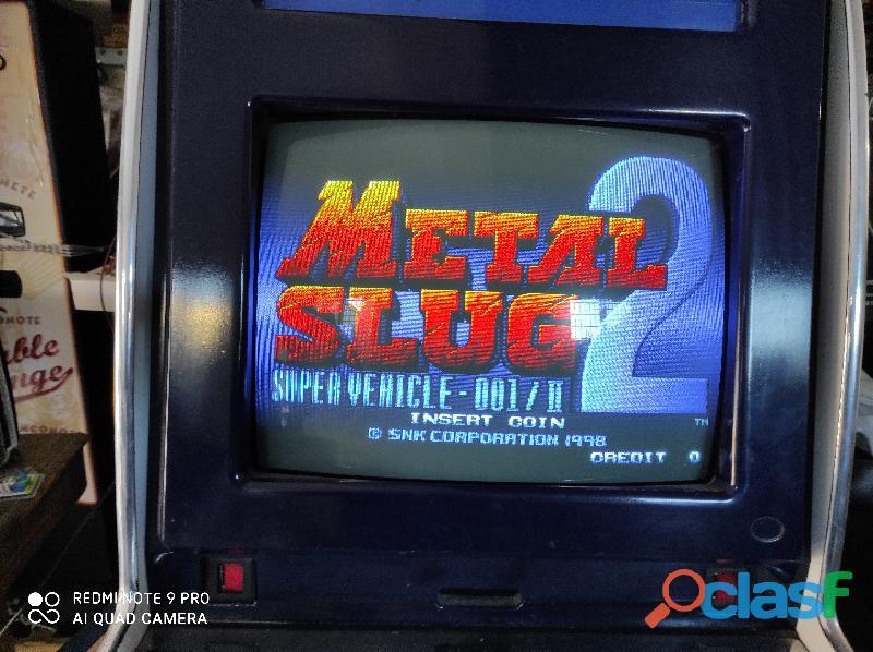 Videogioco arcade neogeo 3