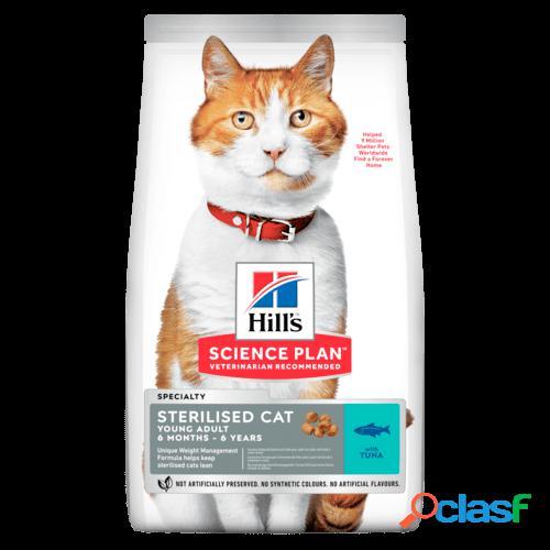 Hill's science plan feline young adult sterilized / sterilizzato...