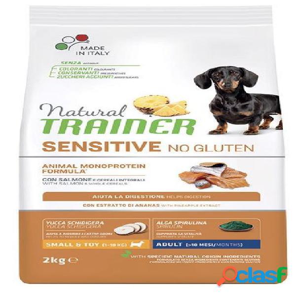 Trainer natural sensitive no gluten adult small & toy / mini...