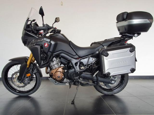 Africa twin crf 1000 l dct (2018 - 19)