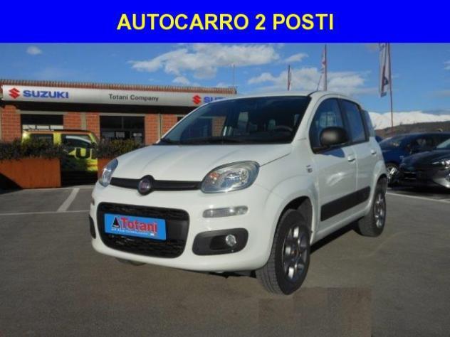 Fiat new panda 1.3 mjt 4x4 pop climbing van 2 posti -647-