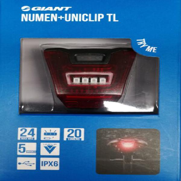 Giant numen+uniclip tl led posteriore