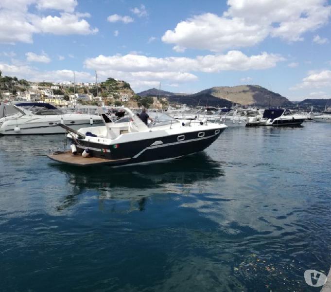 Barca cabinata yacht usati privati napoli bacoli - barche usate occasione