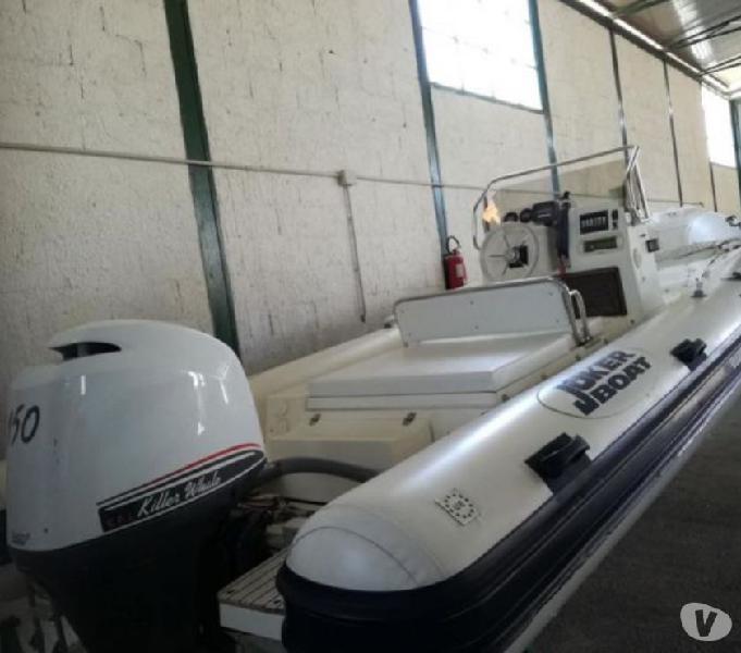 Coaster 650 joker boat 4t full gommone bacoli - barche usate occasione
