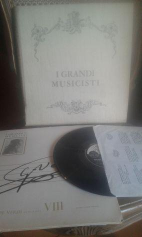 "Cofanetto vintage n.11 ""i grandi musicisti"" - giuseppe verdi"