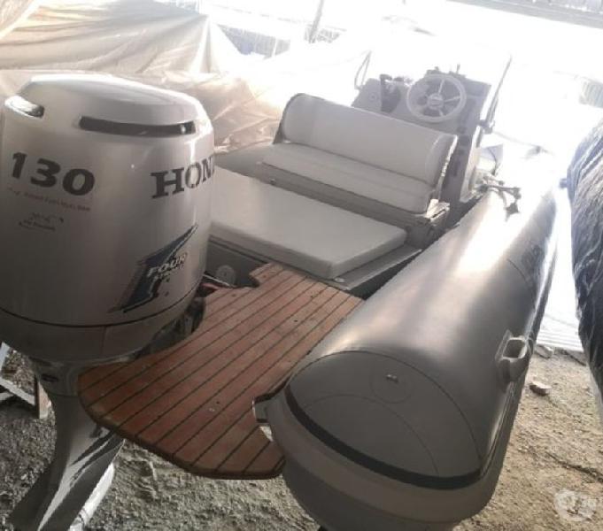 Gommone coaster 650 joker boat 4t bacoli - barche usate occasione