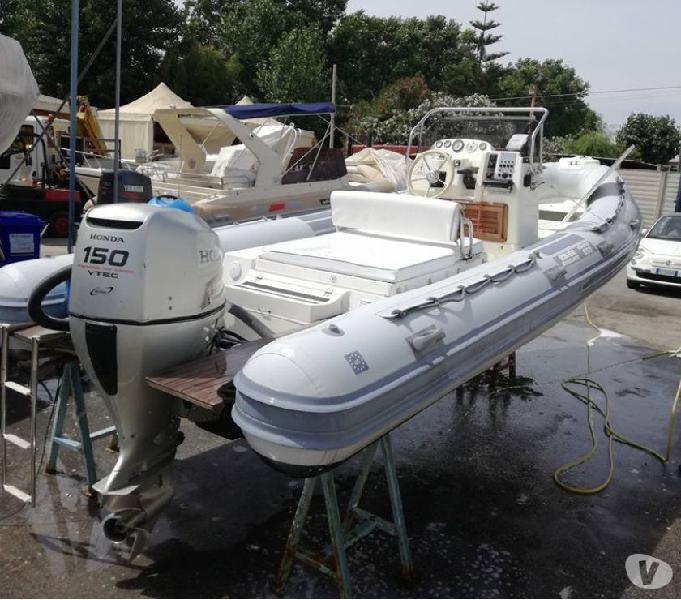 Gommone joker boat 650 coaster 4t full bacoli - barche usate occasione