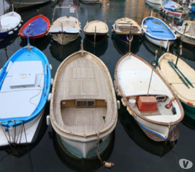 Gozzo usati x tè bacoli - barche usate occasione