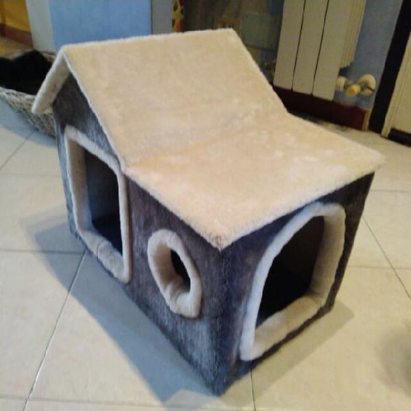 Casetta x gatto o cane piccolo