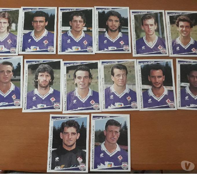 Figurine cartonate calciatori serie a 1991-1992 scandiano - collezionismo in vendita
