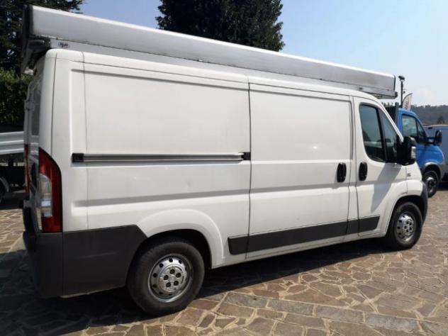 Fiat ducato furgone allestimento mercato rif. 14771868
