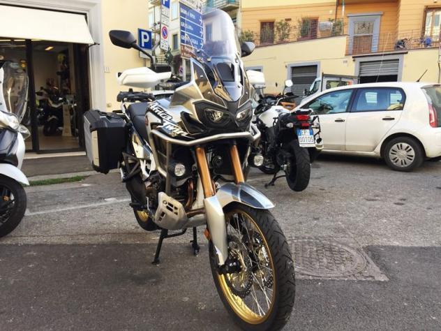 Honda crf1000l africa twin sport adventure dct