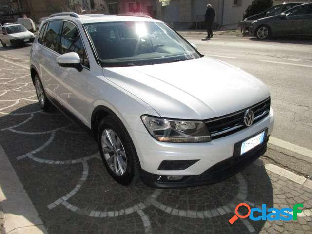 Volkswagen tiguan diesel in vendita a ariano irpino (avellino)
