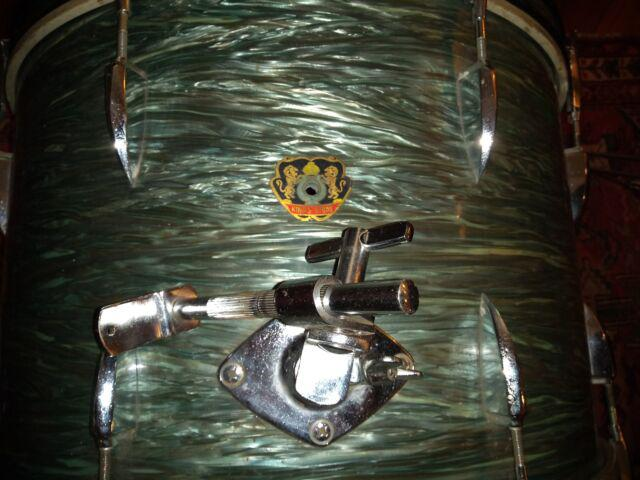 Cassa batteria vintage anni '60