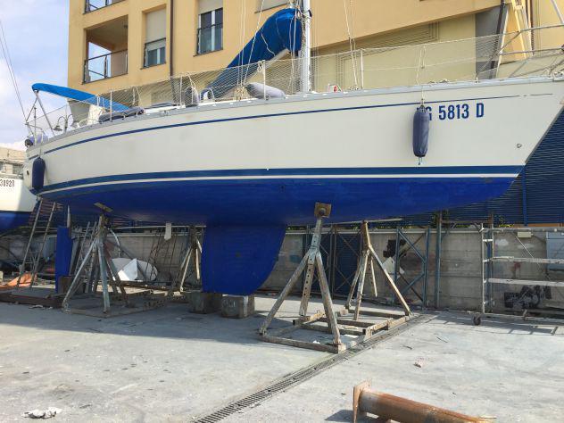Barca a vela bavaria 390 caribic