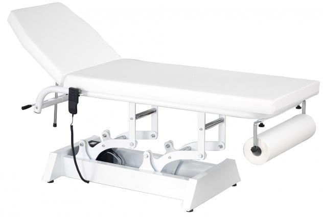 Lettino da massaggio elettrico 1 snodo 190x60 cm nasti lux 4