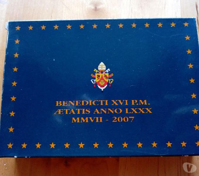 Monete euro vaticano 2007 proof roma - collezionismo in vendita