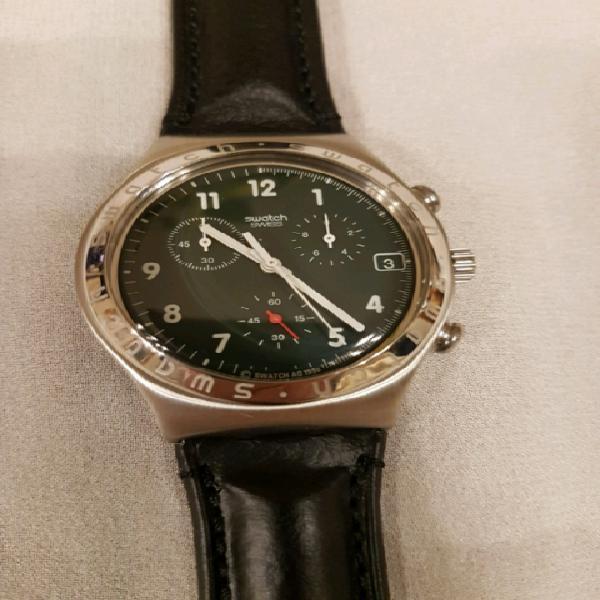 Orologi swatch crono irony new anni 90 funzionanti certif
