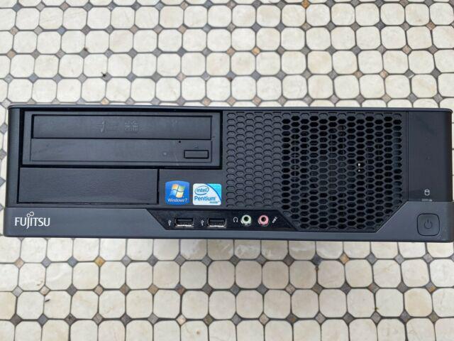 Personal computer fujitsu pentium dual core e5400 2,70 gb,