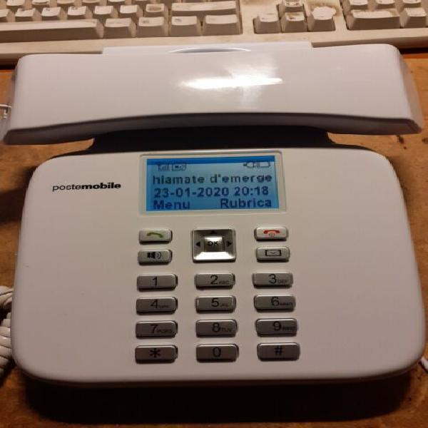 Telefono fisso poste mobile italia