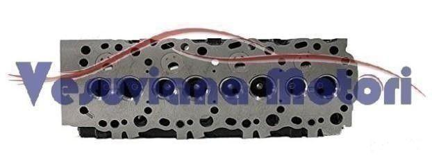 Testata motore nuova per toyota - volkswagen 2.4 d