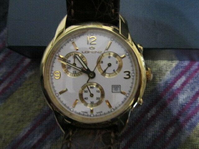 Orologio lorenz,cronografo..demo