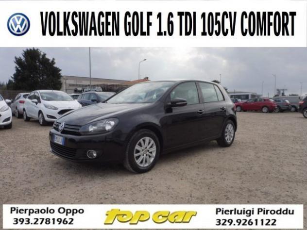 Volkswagen golf 1.6 tdi dpf 5p. comfortline rif. 14867417