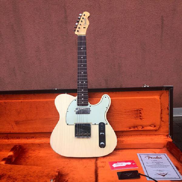 Fender telecaster 1963 custom shop relic