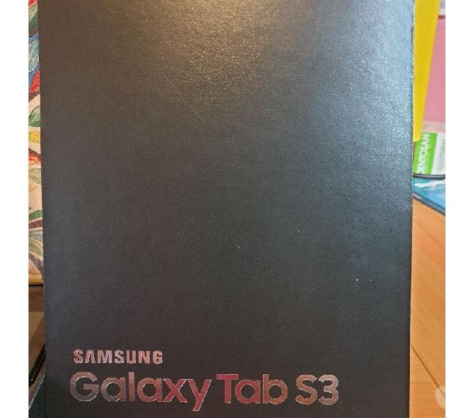 Galaxy tab s3 ravenna