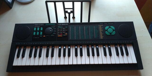 Tastiera ks 5600 bontempi system 5