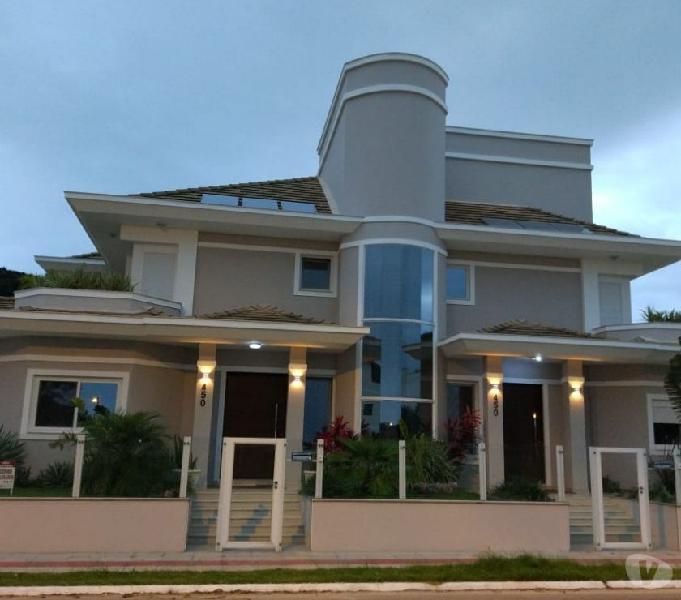 Brasile) splendida casa a florianopolis, accetto permute - case e attivita' all'estero