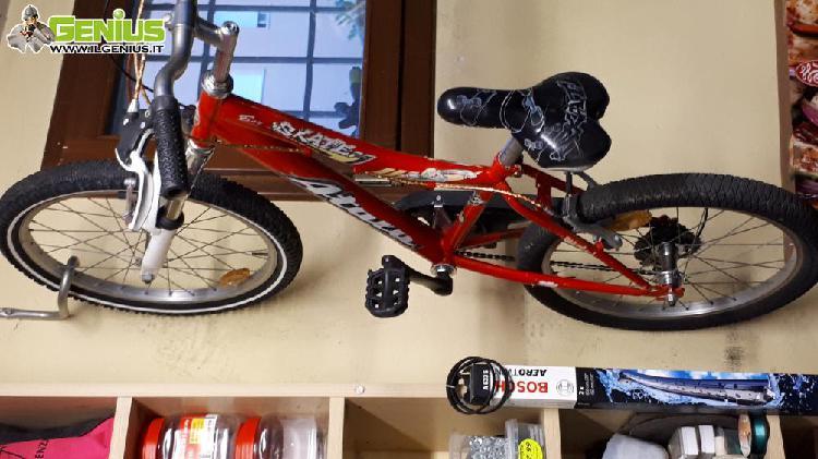 City bike bambino atala età 4/6 anni cambio shimano colore