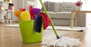 Persona disponibile per le pulizie