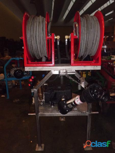 Pompe idropulitrici a cardano per trattori
