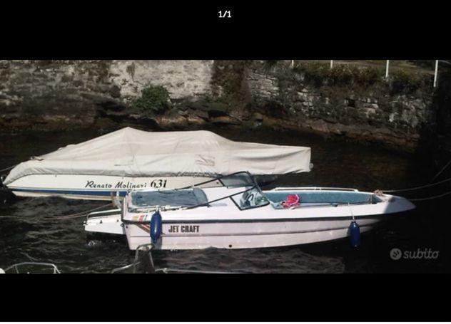 Barca idrogetto senza patente