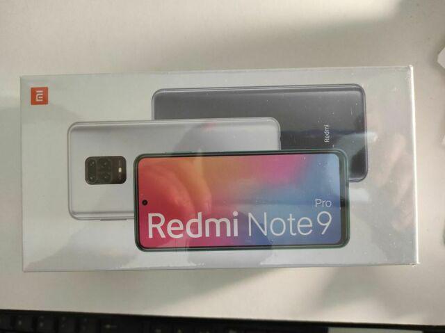 Xiaomi redmi note 9 pro 128gb nuovo