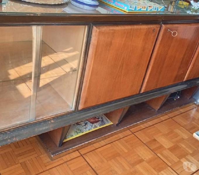 Buffet legno vintage lungo 260 in vendita roma - vendita mobili usati