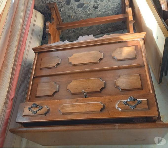 Mobiletto bar legno sportello a ribalta in vendita roma - vendita mobili usati