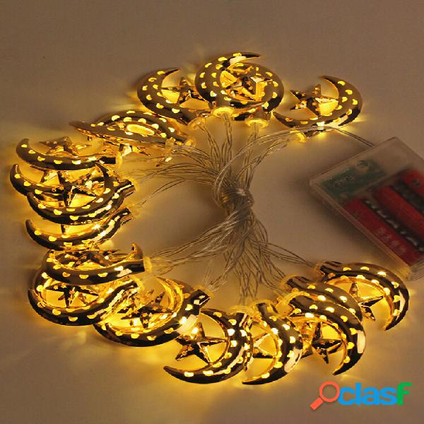 3 metri led decorazione ramadan eid mubarak decor mubarak led light kareem decorazione happy eid islam gift