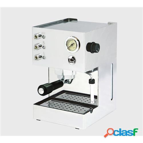 Macchina per caffè a pompa gran caffè steel