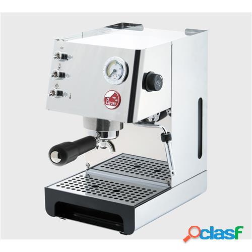 Macchina per caffè a pompa baretto steel con elettrovalvola