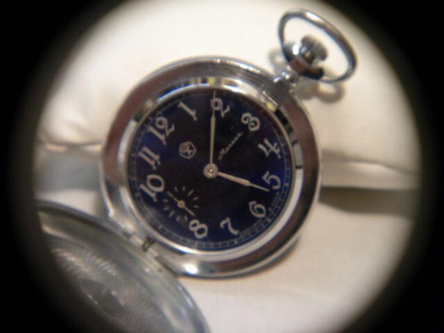 Orologio russo molnija 3602 da tasca originale