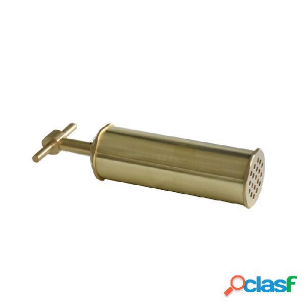 Tronchetto trafila passatelli in ottone - ferro - oro