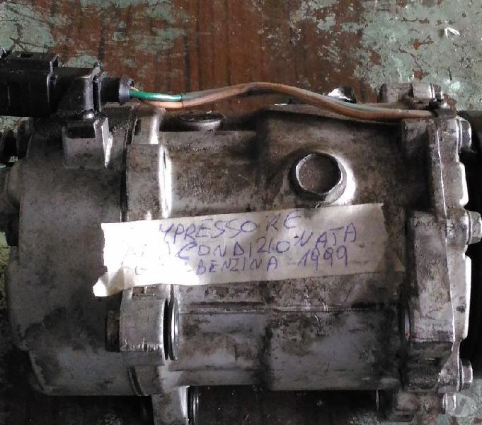 Compressore aria condizionata golf 4 benzina anno 1999 palma campania - ricambi e accessori auto in vendita