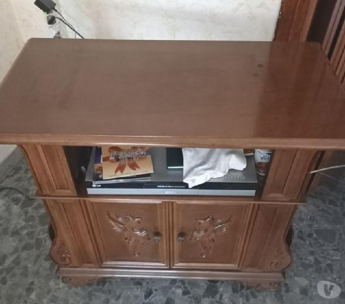 Mobiletto porta tv legno largo 77 in vendita roma - vendita mobili usati