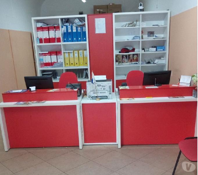 Mobilio completo per ufficio in vendita fucecchio - vendita mobili usati